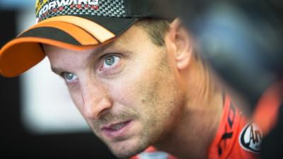 Espargaró, optimista en Indy; Edwards ante un fin de semana `muy especial'