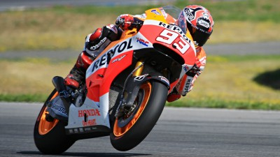 Marquez and Pedrosa both eager to get back to work