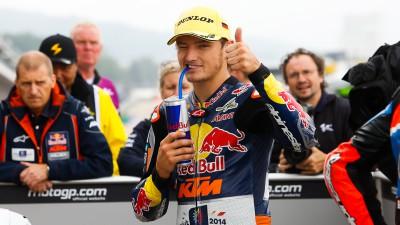 MotoGP™ライダーたちがJ.ミラーを称賛