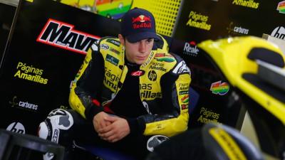 Viñales considering MotoGP™ move with Suzuki