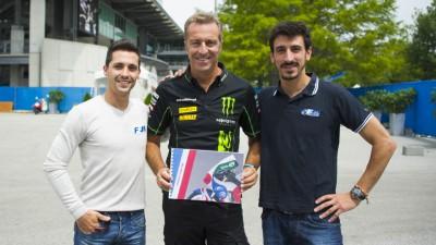 Rossi et Masbou montent leur propre team pour 2015