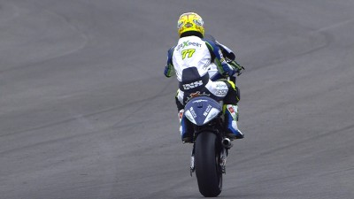 Final Friday session topped by Aegerter
