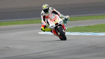 Iannone ravi de ses performances ainsi que de sa promotion chez Ducati