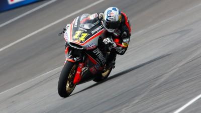 Cortese in Indy mit bestem Moto2-Ergebnis bisher