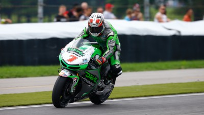 Aoyama in top ten whilst pacey Camier suffers DNF