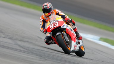 Marquez and Pedrosa with distinct goals