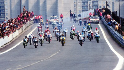 Die Geschichte der Grand Prix in Brünn