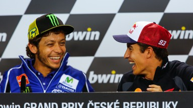Yamaha and Honda riders expect another close battle at Brno