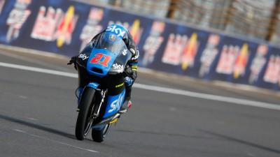 Rossi: 'Bagnaia seguirá con nosotros, hablaremos con Fenati'