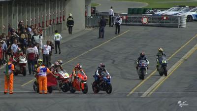 Rabat conserve l'avantage à l'issue de la seconde séance d'essais