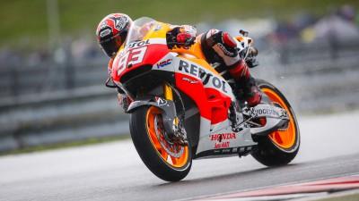 Les pilotes Repsol Honda démarrent fort à Brno