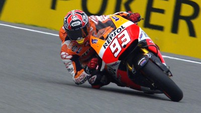 Ninth pole of the year for World Champion Marquez