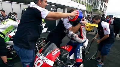 Masbou feiert in Brünn ersten GP-Sieg