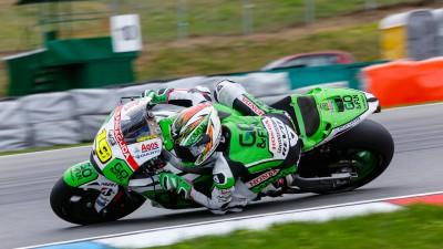 Test Post-GP positivo per il GO&FUN Honda Gresini