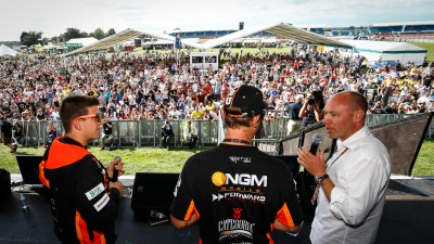Edwards to open bidding at Silverstone Day of Champions