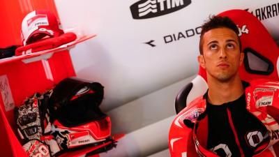 Concluye el test del equipo Ducati en Misano