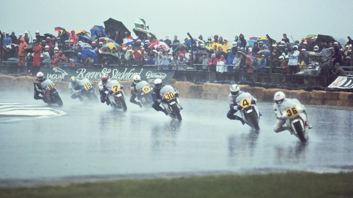 The history of Grand Prix racing at Silverstone | MotoGP™