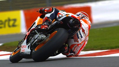 Marquez on top again in Friday practice