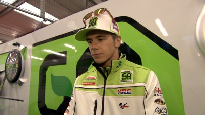 Redding ahead of several Factory riders