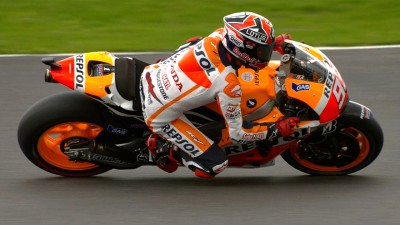 Marquez takes tenth pole of the season