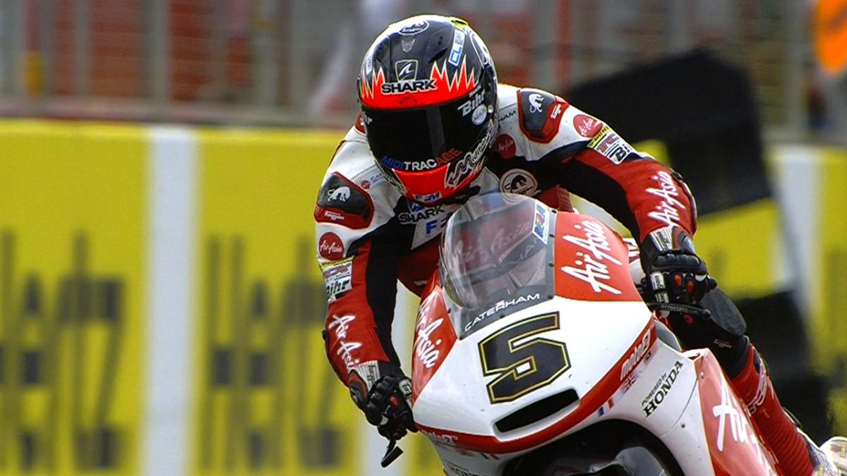 Saturday action concludes as Zarco takes pole | MotoGP™