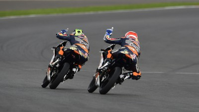 'Double win' gives Martin Race 1 victory at Silverstone