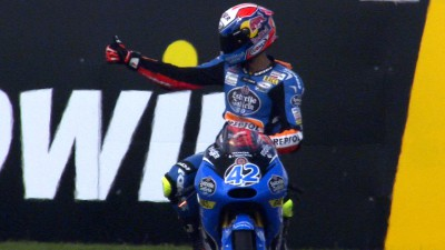 Rins triumphs in exciting lightweight contest