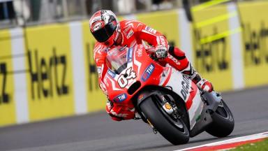 A.ドビツィオーソがドライでのベストパフォーマンスで5位に進出