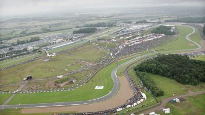 Donington Park accueillera le GP de Grande-Bretagne en 2015