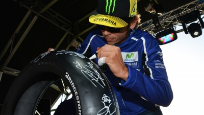 MotoGP™ファミリーがデイ・オブ・チャンピオンズに全面的協力