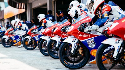 Shell Advance Asia Talent Cup riders prepare for Sepang test