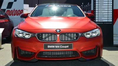 BMW・M・アワード、マルケスが連覇に向けて前進