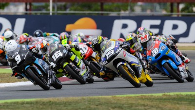 FIM CEV Repsol continues at the Navarra Circuit