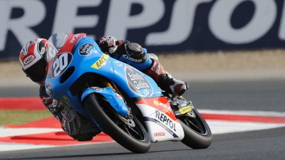 FIM CEV Repsol: Unexpected qualifying sessions results at Navarra