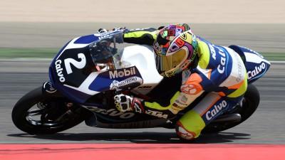 Gardner gets Moto3™ chance at Misano