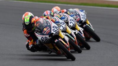 Red Bull MotoGP Rookies Cup: ¿Quién parará a Martìn en Misano?