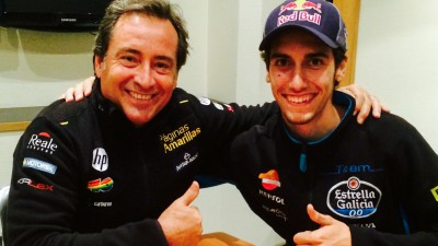 Rins joins Paginas Amarillas HP 40 for the next two seasons