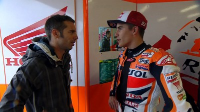 Melandri envisage son retour en MotoGP™ avec Aprilia et Gresini