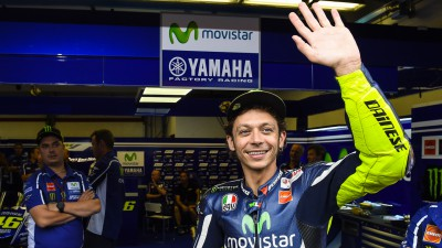 Rossi on family, racing, rivals, Honda and Ducati