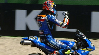 Brave Rins overcomes Marquez in Misano battle