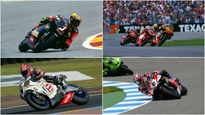 The history of Aprilia in the World Championship