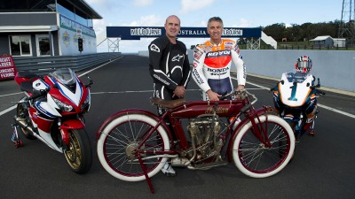Australian Motorcycle Grand Prix to turn 100
