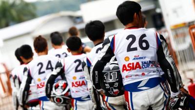 Le selezioni per la Shell Advance Asia Talent Cup 2015