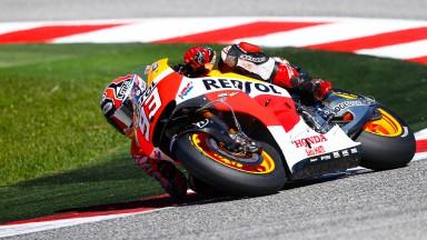 Márquez, a por la victoria en 'su circuito favorito'