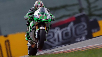 Hayden excited to return to MotoGP™ action