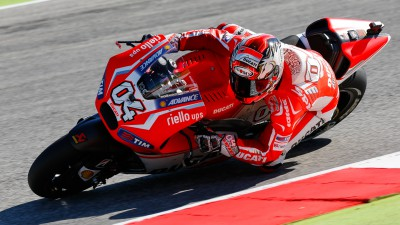 Ducati Team head for Spain after Mugello test