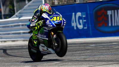 Rossi goal to build on Misano win