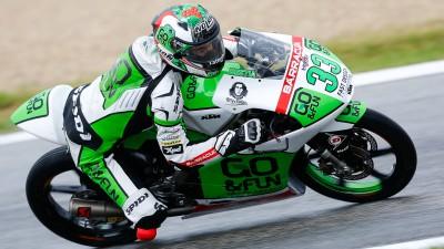 Gresini Racing cambiará a Honda en 2015 y contará con Bastianini y Locatelli