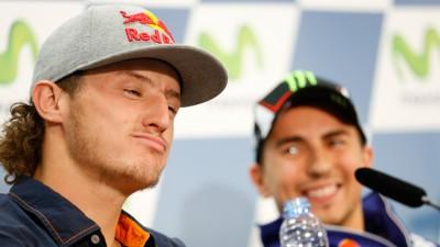 Miller über seinen Wechsel in die MotoGP™ 2015