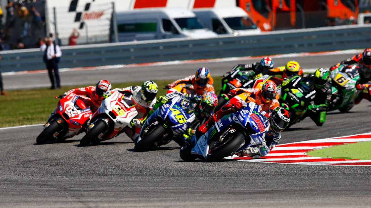 2015 provisional MotoGP™ calendar announced